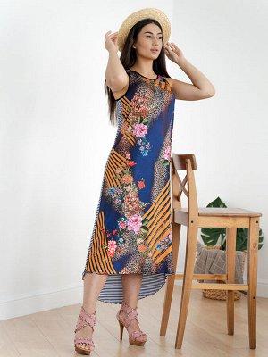 Сарафан Роберта-Ц (Цветы)