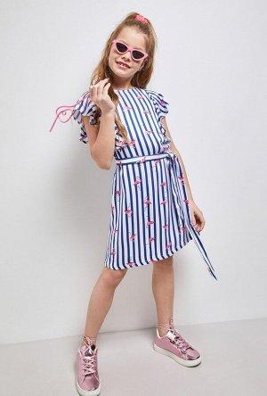 Платье детское для девочек Yukon набивка