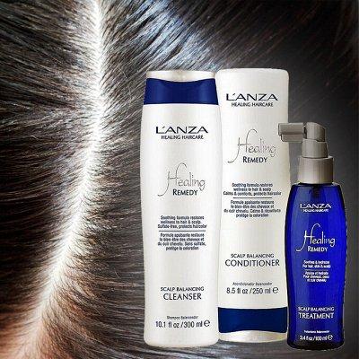 L'an*za HEALING REMEDY — оздоровление кожи головы