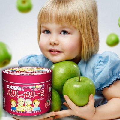 Полезные витамины для детей из Японии