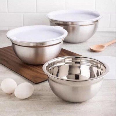 Посуда ™Kamille: стиль и польза! Производство Польша — Миски — Миски, ковши и тазы