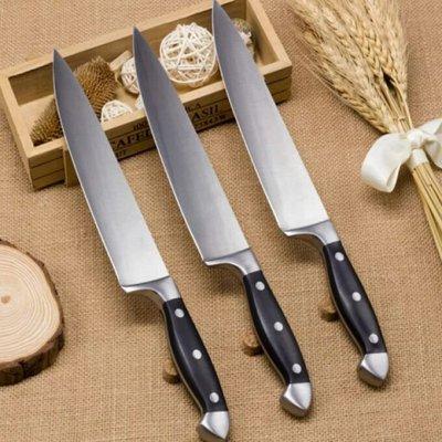 Посуда ™Kamille: стиль и польза! Производство Польша — Ножи — Ножи и разделочные доски