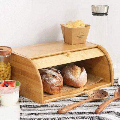 Посуда ™Kamille: стиль и польза! Производство Польша — Хлебницы — Аксессуары для кухни