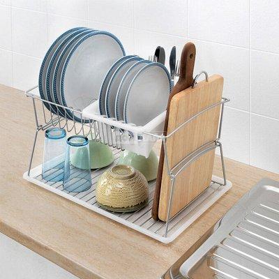 Посуда ™Kamille: стиль и польза! Производство Польша — Сушилка для посуды — Системы хранения