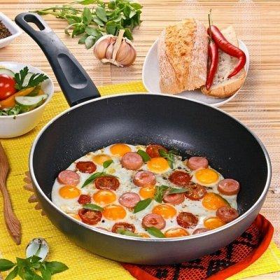 Посуда ™Kamille: стиль и польза! Производство Польша — Сковороды — Классические сковороды
