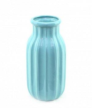Ваза 8501-C-B H22см D6см керамика