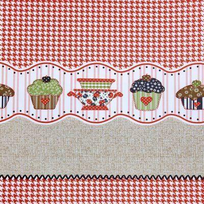 Домашняя мода — любимая хозяйственная, посуда — Клеенка и пленка ПВХ-Нетканая основа — Текстиль