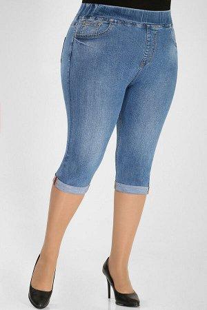 М-12 738 Капри джинсовые