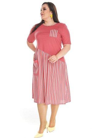 Платье-4703