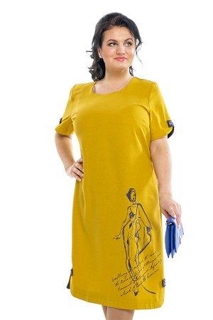 Платье-1491