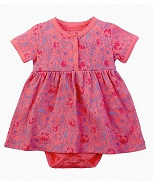 Платье-боди 74рр