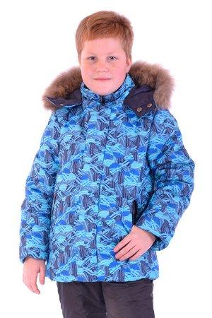 Куртка зимняя для мальчика (синтепон 300)