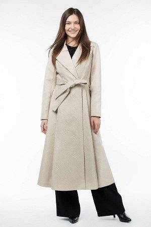 Пальто облегченное(пояс)