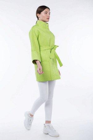 Пальто облегченное (пояс)