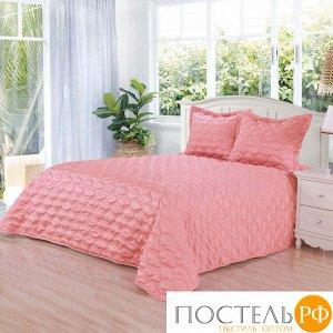 Пок-А64-230х250 Азалия (розовая) Покрывало 230х250