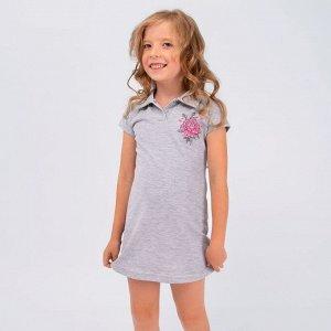 Платье У+ лакоста для девочки