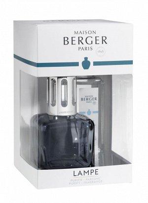 Набор 4711 Лампа Куб дымчатый 270 мл Белый чай 250мл