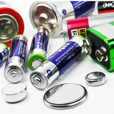 ✌ ОптоFFкa*Всё для кухни и дома и отдыха*✌  — Батарейки от 14.50 руб. за упаковку — Электроника