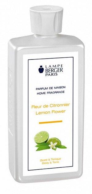 Аромат сменный 115116 Цветок лимонника 500мл для лампы Berger