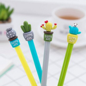 Ручка кактусик