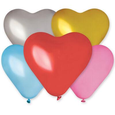 №164=✦Территория праздника✦ -организуем праздник сами.Шарики — Шары Сердца латексные — Воздушные шары, хлопушки и конфетти