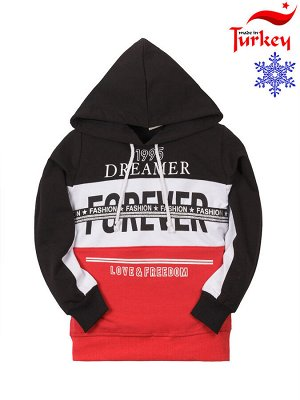 "Толстовка с капюшоном ""Dreamer black"""
