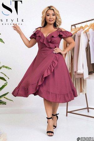 Платье 63051