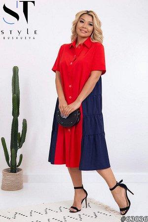 Платье 63036