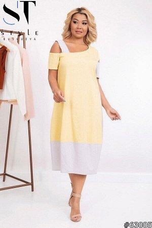 Платье 63005
