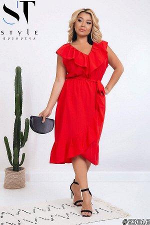 Платье 63016
