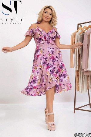 Платье 63115