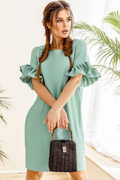 Zarga. Стильная женская, pluse size и детская одежда. Цена 🔥 — Платья мини — Короткие платья