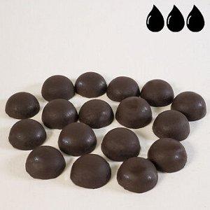 Шоколад темный Без сахара 57%, 150 гр