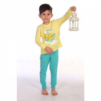 Милаша - Иваново- 6 Трикотаж - Бюджетно - Быстрый сбор — Пижамы, белье для мальчиков — Для мальчиков