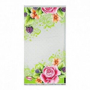 """Пакет для пряников """"Цветы и ягоды"""" 15*30 см"""