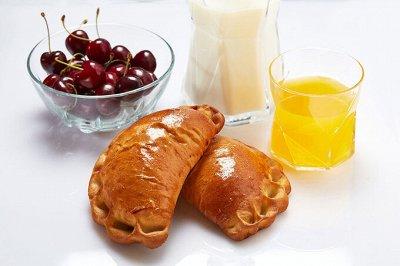 🥧 Свежая выпечка. От салатов, сэндвичей до тортов и печенья — Свежайшая Выпечка. Выпекаем перед развозом — Хлеб и выпечка
