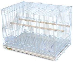 Клетка для птиц №503 цветная 59,5*41*40,5