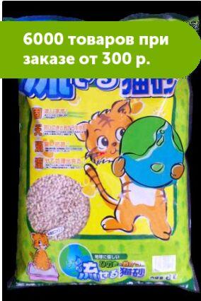 Наполнитель HINOKI кипарис и бобовый жмых смываемый 8л