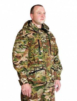 Костюм НАТО тк.Рип-стоп цв.Мультикам