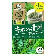 """""""Аодзиру """"""""4 вида овощей Кюсю"""""""" (ростки овса, капуста кале, ашитаба, мамордика) 20 уп"""""""
