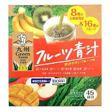 Аодзиру фруктовое (8 видов овощей и 16 видов фруктов) с лактобактериями, 45 уп