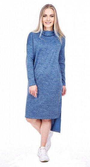 Платье женское  0111/04/Голубой