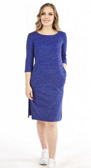 Платье женское  2400/06/Синий