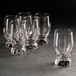 Набор стаканов 225 мл Aquatic, высокие, 6 шт
