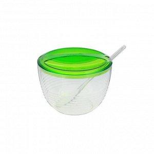 Сахарница «Фреш», цвет зелёный