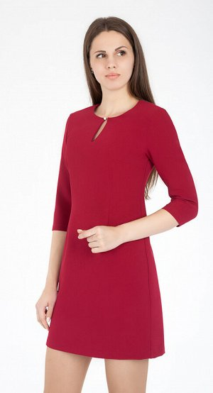 Платье женское  5753/07/Красный