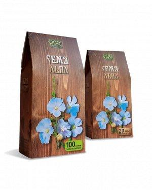Семя льна, 1,5г №20 фильтр-пакет