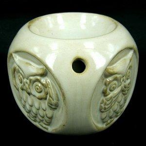 Аромалампа Сова, 8.5*10 см керамика