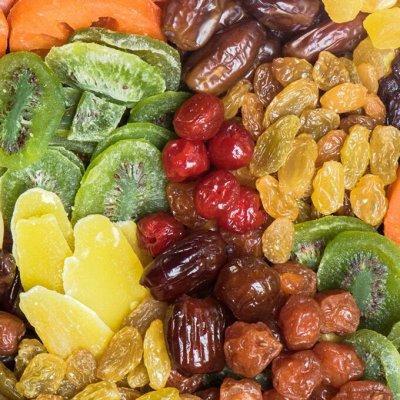✔Орехи, Сухофрукты. Снижаем цены до 30% — Фрукты и ягоды сушено-вяленые  — Сухофрукты
