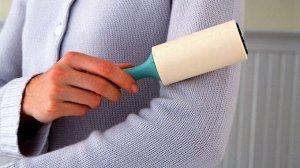 """Ролик для чистки одежды """"Толстый Кролик"""" 50 листов  60202"""